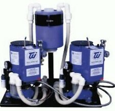 Tech-West Dental Whirlwind Dual Vacuum Pump 4 User 2 HP 230V