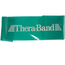 THERABAND 12 INCH INDIVIDUAL LOOP BAND (HEAVY, GREEN) LATERAL ANKLE RESISTANCE