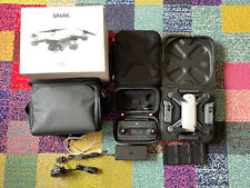 DJI Spark Drone Alpine White Fly More Combo