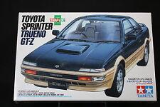 XC040 TAMIYA 1/24 maquette voiture 24072 900 N°72 Toyota Sprinter Trueno Gt-Z