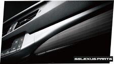 Lexus CT200H 2011-2017 DASH PANEL in Striated Graphite Metallic OEM 08172-76820