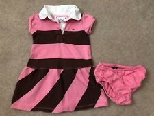 Baby Gap Girl Dress Size 18-24 months, Short-sleeved dress & Diaper Cover