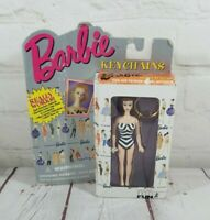 Barbie Doll Keychain New in Package #700-1 by Basic Fun Mattel