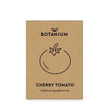 Botanium Cherry Tomato Seeds - 'Balcony Red'