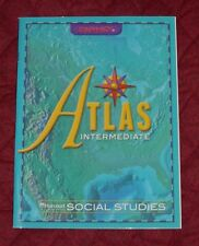 New Paperback-Atlas Intermediate-Social Studies-2006-Published by Mapquest