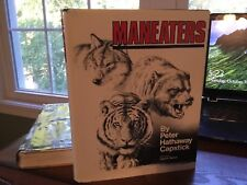 Maneaters by Capstick, Peter