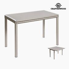 Mesas de comedor de cristal para el hogar