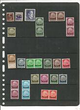 BEST AFFAIRE .beau lot de timbres REICH .très belle cote .2 scans