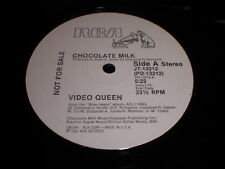 """Chocolate Milk: Video Queen 12"""" - Funk Soul Disco"""