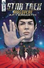 Star Trek Discovery Aftershock #3  IDW Comic Book 2019 NM
