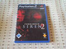 Forbidden Siren 2 für Playstation 2 PS2 PS 2 *OVP*