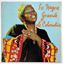 LEONOR GONZALEZ MINA La negra grande de colombia cumbia philips 6346077 LP