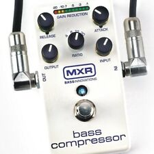 MXR M87 Bass Compressor Guitar Effects Pedal / Stomp Box