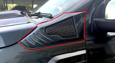 Side Vent Protection Cover Trims Ford Ranger T6 MKII MK2 PX2 XLT XLS 2015 16 17+