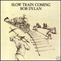 BOB DYLAN - SLOW TRAIN COMING ~ CLASSIC 70's CD *NEW*