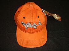 RealTree AP Camo with Walleye Bones Hat
