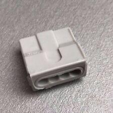 10 Stück JSL Steckklemmen Dosenklemmen 4 x 1-2,5 mm - 450V Kabel Verbinder KFZ