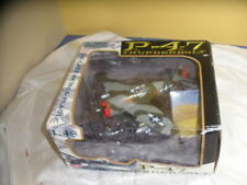Motormax P-47 Thunder Bolt Diecast Airplane 1:48 scale