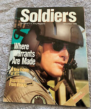Soldier November 1999 Offical Army Magazine,D-Day Hero,Kosovo,Watercraft Rodeo,+