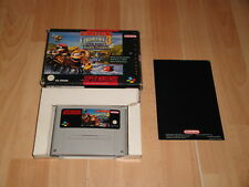 DONKEY KONG COUNTRY 3 DIXIE KONG'S DOUBLE TROUBLE! SNES GAME UK VERSION USED