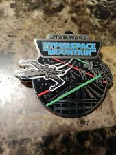 2017 Disney Attraction Hyperspace Mountain Pin