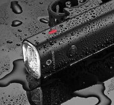 Waterproof  LED Lamp Bike Bicycle Front Head Light+Rear Safety Flashlight  Set