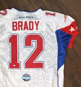 Tom Brady Autographed 2008 Pro Bowl Jersey