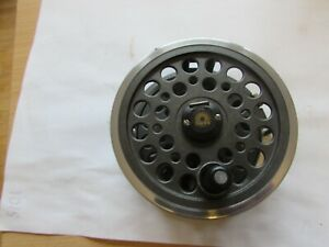 """excellent vintage youngs daiwa 813 1540 expert salmon fly fishing reel 4.25"""""""
