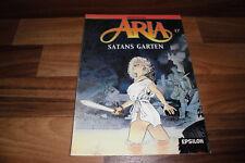 ARIA # 17 -- SATANS GARTEN // 1. Auflage 2002 von Michel Weyland