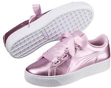 PUMA Vikky Platform Damen Low Sneaker Rosa