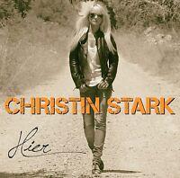 CHRISTIN STARK - HIER  CD NEU