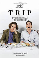 The Trip (DVD)  Steve Coogn  Shipping Free)