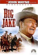 BIG JAKE - DVD (John Wayne) New and Sealed - Free Shipping