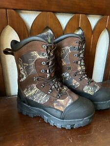 SIZE 13 GUIDE GEAR MONOLITHIC EXTREME WEATHER WATERPROOF BOOTS 2400 GRAMS NEW