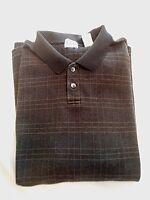 Geoffrey Beene men's long sleeve pullover shirt size xl