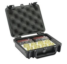 .22LR Ammo Box Benchmate Range Case with 80rd Loading Tray Ammunition Lockable