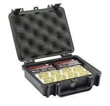 .22LR Ammo Box Benchmate Range Case with 80rd Loading Tray Ammunition Lockable