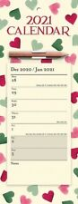 Emma Bridgewater Hearts Magnetic 2021 Calendar
