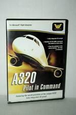 A320 PILOT IN COMMAND ESPANSIONE USATA PC CDROM VERSIONE INGLESE GD1 40804