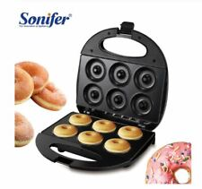 Donut Machine Maker Bagel Household & Kitchen Appliances Egg Tart NonStick Plate