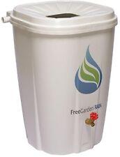 FreeGarden Rain Barrel 55 Gal. Brass Spigot Water Storage Collection Container