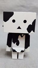 NO BOX & Battery Revoltech Danboard Mini Figure Holstein White Version Yotsuba&!