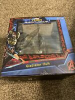 "MARVEL Gallery GLADIATOR HULK 12"" PVC Diorama Toy Figure Statue DIAMOND SELECT"