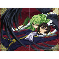 """Code Geass: Lelouch of the Rebellion"" Lelouch & C.C. Playmat"