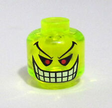 Lego Batman Joker Green Smiley Bomb Head 7782 7783 7785 7888 6860 6857 6863 6864