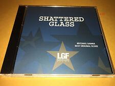 SHATTERED GLASS soundtrack OSCAR PROMO cd MYCHAEL DANNA fyc