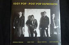 "Iggy Pop Post Pop Depression 12""180g vinyl LP New + Sealed"