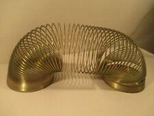 Vintage 70er Jahre Slinky Flexi Spiel Spirale Treppenläufer West Germany