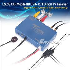 DVB-T2 HD TV car Box ricevitore  - 160km/h - HEVC H.265 H.264 HDMI USB