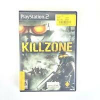 Killzone (Sony PlayStation 2, 2004) PS2 Black Label Complete